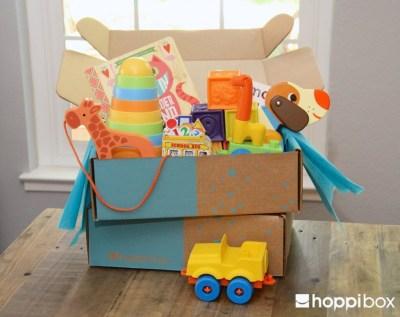 Hoppi Box Cyber Monday 2017 Coupon: $15 Off!