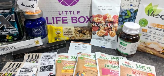 Little Life Box Subscription Box Review + Coupon – November 2017