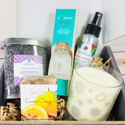 Orange Peel Box November 2017 Subscription Box Review + Coupon