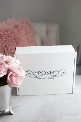 Posh Home Box December 2020 Theme Spoiler!