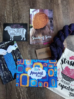 Yarn Crush Subscription Box Review & Coupon – August 2017