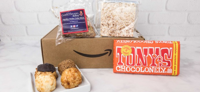 Amazon Prime Surprise Sweets Box November 2017 Review #2