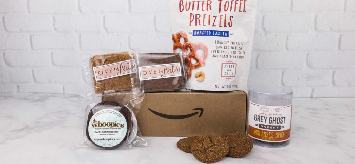 Amazon Prime Surprise Sweets Box November 2017 Review