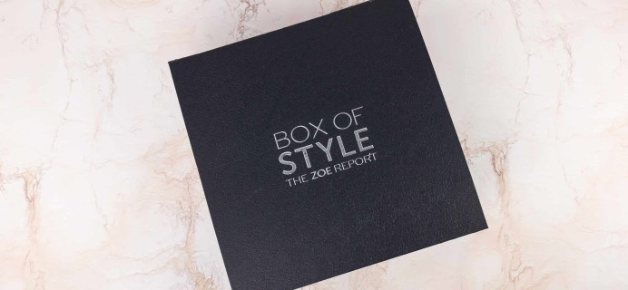 Box of Style by Rachel Zoe Spring 2018 FULL SPOILERS + Coupon!