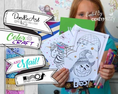 Doodle Art 2017 Cyber Monday Coupon: Save 40% on 3 Months!
