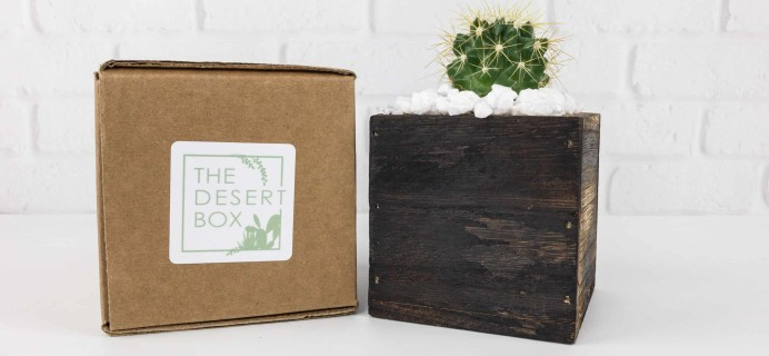 The Desert Box November 2017 Subscription Box Review