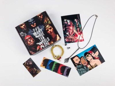 Geek Chic Monthly November 2017 Subscription Box Review