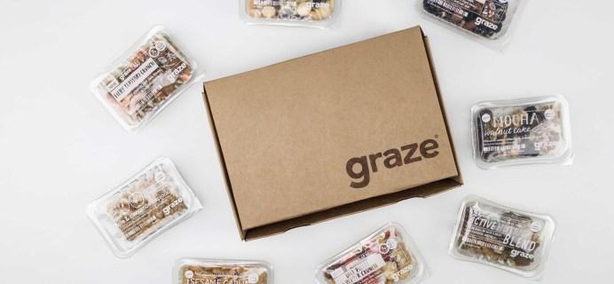 Graze Variety Box Review & Free Box Coupon – November 2017