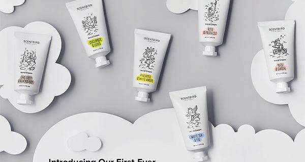 New Scentbird Product Line: Scentbird Hand Cream Collection!
