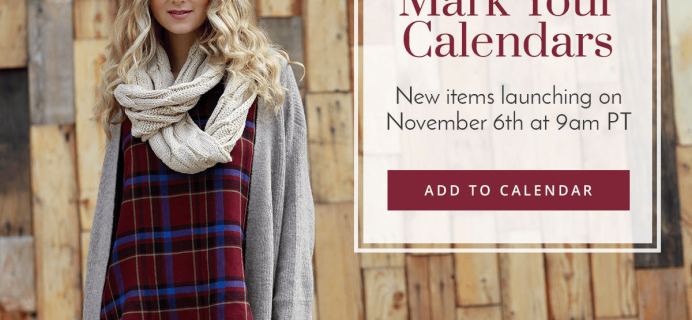 Golden Tote November 2017 First Look!