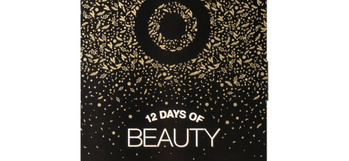 2017 Target Beauty Advent Calendar Buy One Get One 50% Off!