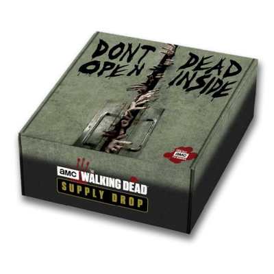 The Walking Dead Supply Drop Spring 2020 Full Spoilers!
