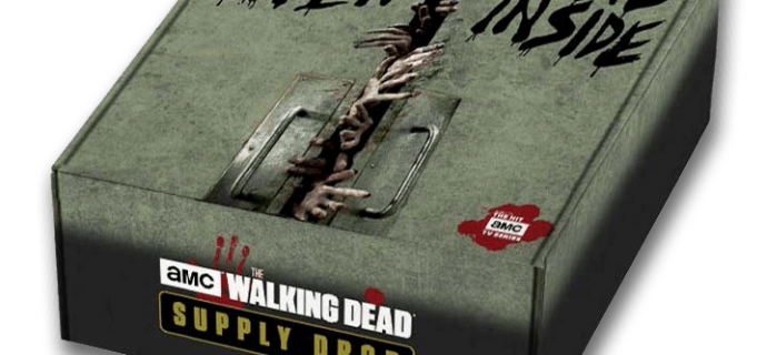 The Walking Dead Supply Drop Winter 2020 Full Spoilers!