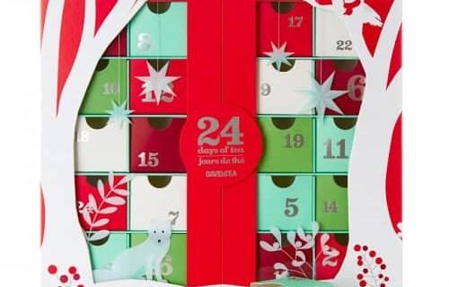 2017 David's Tea Advent Calendar Available Now + Full Spoilers!