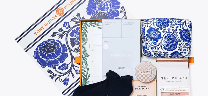 Tory Burch Foundation Limited Edition Seed Box Available Now!
