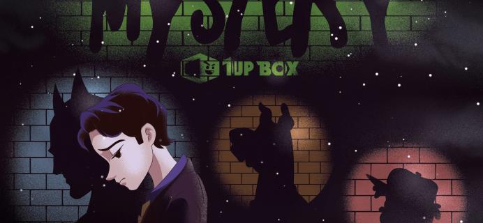 1Up Box December 2017 Spoilers + Coupon!