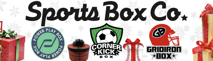 Sports Box Co. 2017 Cyber Monday Deal: 25% off 1st Month