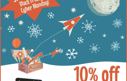 Groovy Lab In A Box Cyber Monday Coupon: 10% Off!