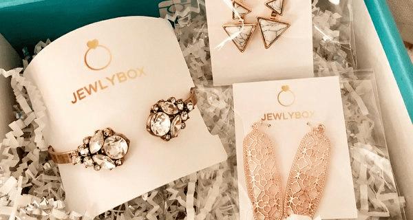 Jewlybox Black Friday 2017 Deal: 50% off first box