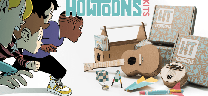 Howtoons Cyber Monday Deals – 60% Off First Month!
