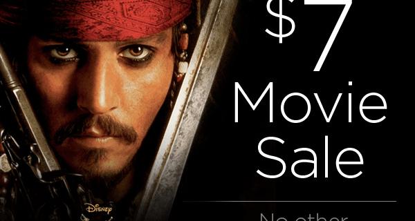 Disney Movie Club Black Friday Member Sale + New Member 4 Movies for $1 Deal!