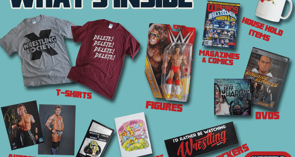 Wrestle Crate Black Friday 2018 Deal: Get 20% off your subscription!