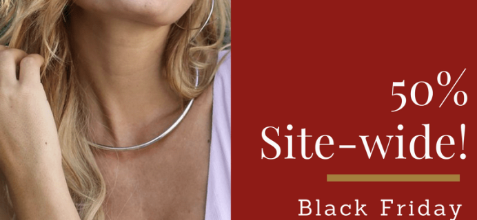 Your Bijoux Box Black Friday Deal Live Now: 50% Off Sitewide + 50% Off Subscriptions!