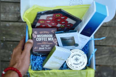 NeuroBox October 2018 Full Spoilers + Coupon!