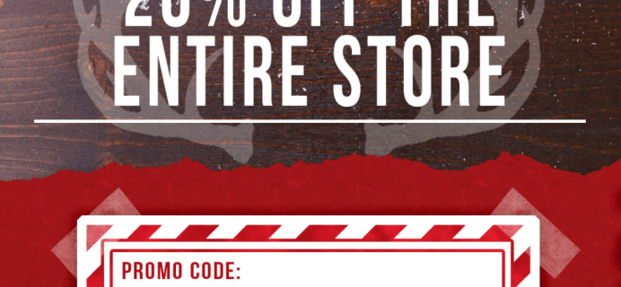 Carnivore Club Black Friday Sale: 20% Off!