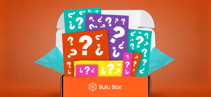 Bulu Box Pre Black Friday Deals – Mystery Boxes!