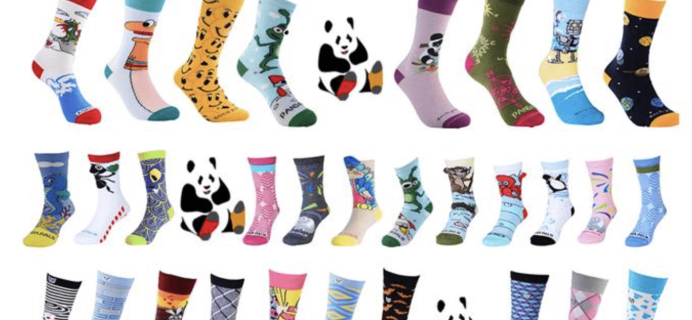 Sock Panda Cyber Monday Sale: Free Socks With Subscriptions + Save 15%!