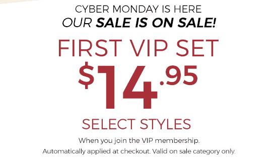 STILL GOING: Adore Me Cyber Monday Deals – First Set $14.95 + BOGO!
