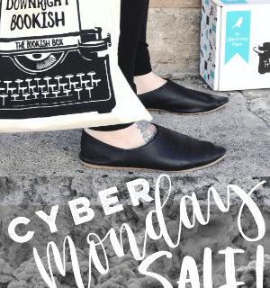 The Bookish Box Cyber Monday 2017 Coupons: FREE Month with 3 Month Subscription!