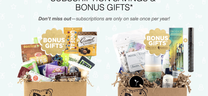 Vegan Cuts Cyber Monday Deal:  Save up to 15% On Subscriptions! NOW GOOD UNTIL MIDNIGHT TONIGHT!