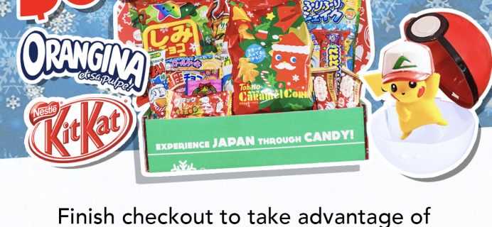 LAST DAY Japan Crate Cyber Week Deal:  $5 Off + FREE Pokeball & Figure! (OR SAVE UP TO $40!)