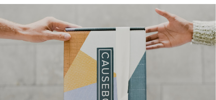 Causebox  Giving Tuesday  Deal: FREE Limited Box With Winter Box!