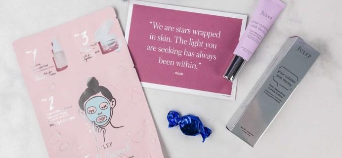 Julep Beauty Box November 2017 Subscription Box Review + Free Box Coupon!