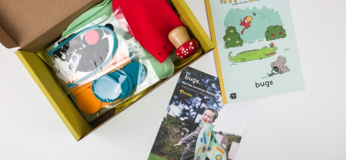 Koala Crate November 2017 Subscription Box Review & Coupon – BUGS!