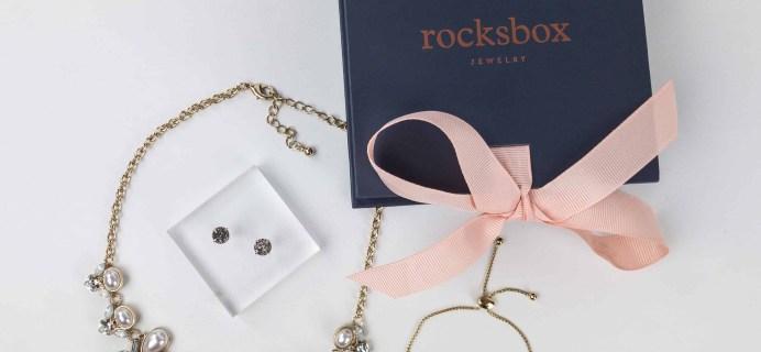 RocksBox December 2017 Review # 2 + FREE Month Coupon!