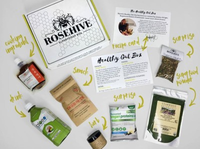 Rosehive Superfoods Box 2017 Cyber Monday Coupon: Get $10 off your purchase!