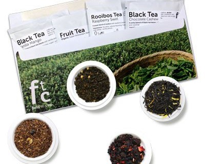 Field to Cup Tea Explorer Box Cyber Monday 2017 Coupon: 20% Off 1 Year