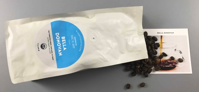 Blue Bottle Coffee Review + Free Trial Offer – December 2017
