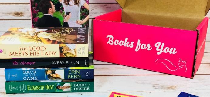 Fresh Fiction Box December 2017 Subscription Box Review + Coupon