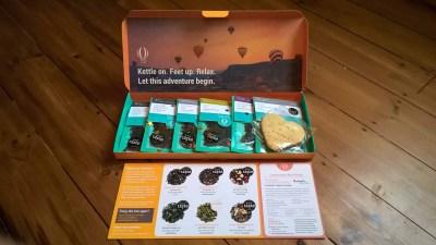 teatourist Subscription Box Review – November 2017
