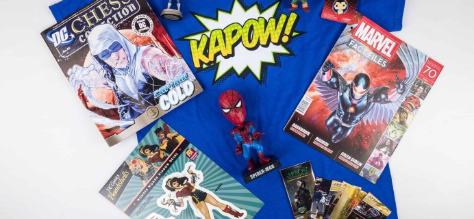 The Collectors Case November 2017 Subscription Box Review