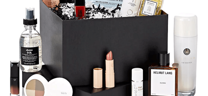 3 New Barneys Beauty Boxes Available Now!