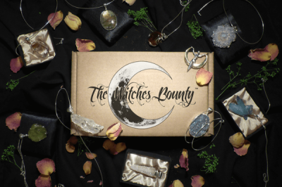 The Witches Bounty by The Moon Box Holiday Coupon: Get 25% Off – TODAY ONLY!