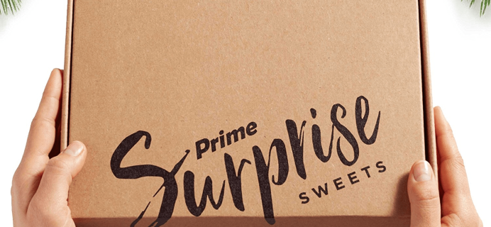 Amazon Prime Surprise Sweets Holiday Gift Boxes!