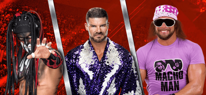 WWE Slam Crate February 2018 Full Spoilers!