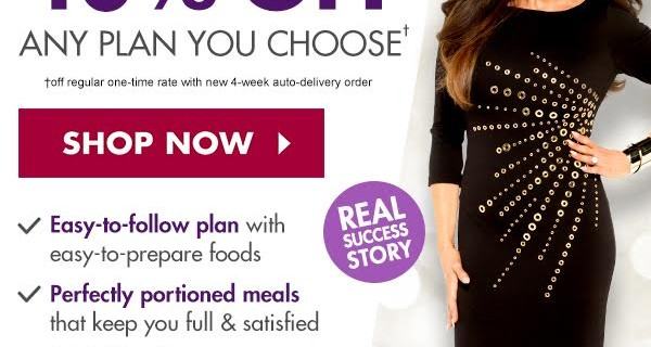 Nutrisystem New Year Sale: Get 40% Off On Any Plan You Choose + Free Shakes & Shipping!